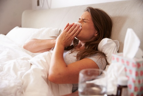 Health Officials Predict Flu Season Could Last Until May