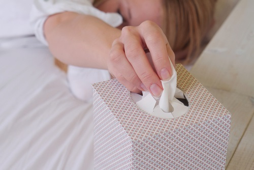Spring Surge in Flu Activity Hits New England