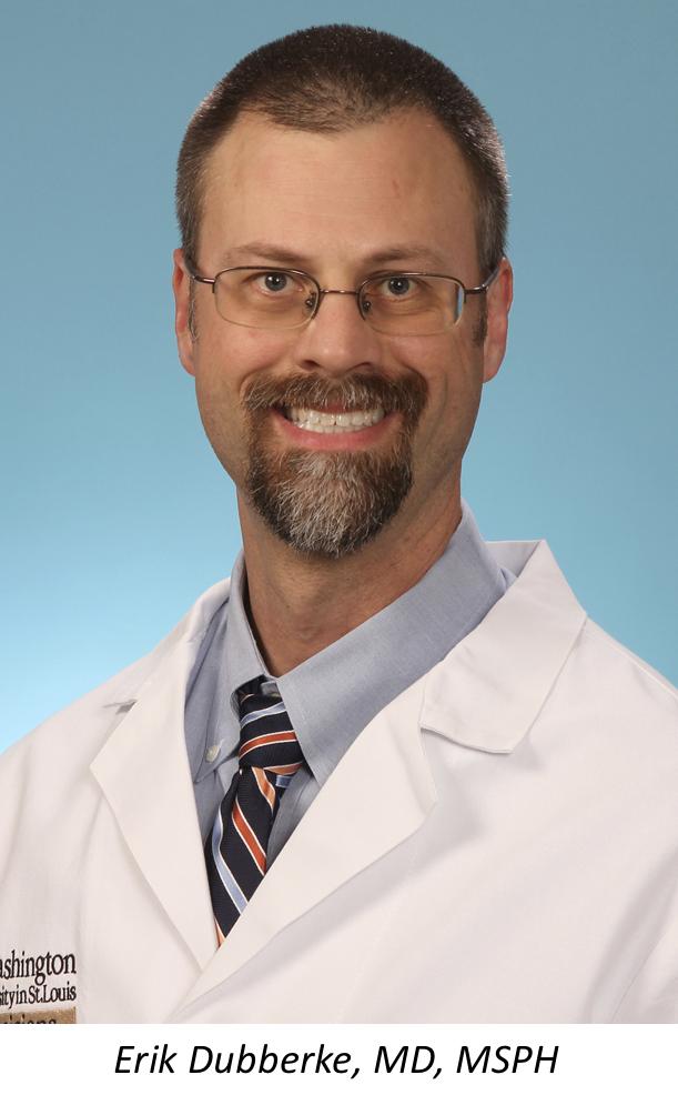 Erik Dubberke, MD, MSPH