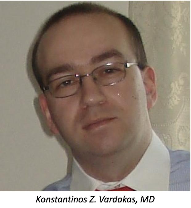 Konstantinos Z. Vardakas, MD