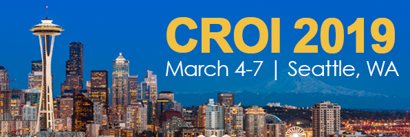 The Annual Conference on Retroviruses and Opportunistic Infections (CROI 2019)