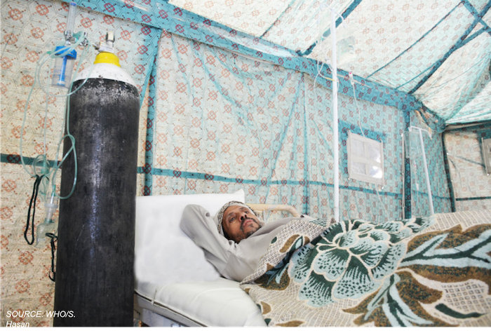 Cholera, Access to Care Remain Significant Challenges in War-Torn Yemen: Public Health Watch