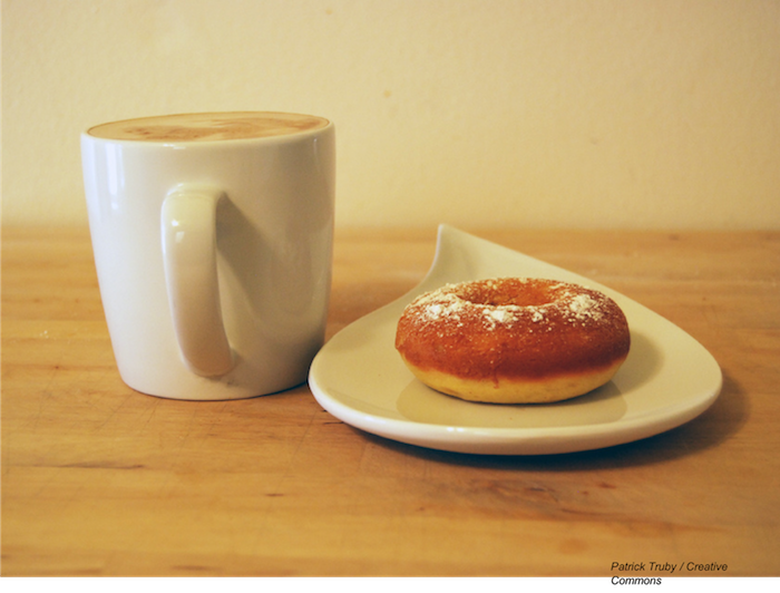 Coffee, Donuts, and Antimicrobial Stewardship