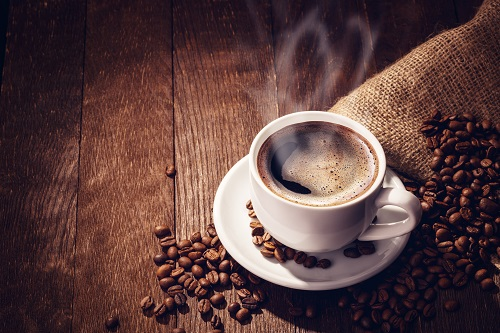 Can Drinking Coffee Boost Survival Rates Among HIV/HCV Co-Infected Patients?