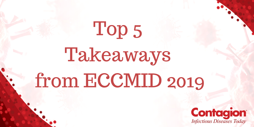 Top 5 Key Takeaways from ECCMID 2019