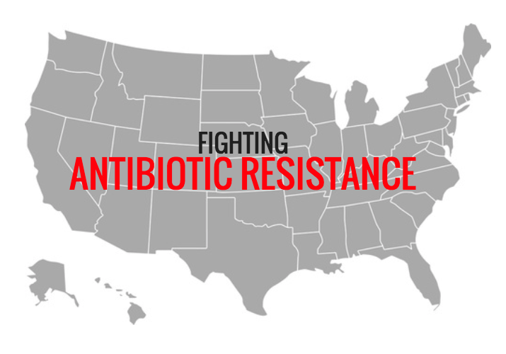 CDC Interactive Map Boasts State Successes in the Fight Against Antibiotic Resistance
