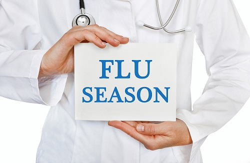 Widespread Flu Activity Has Tripled in Two Weeks