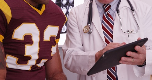 Staph Infections Pervasive in Professional Sports