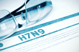 H7N9 Spreading Westward from Southern and Eastern China