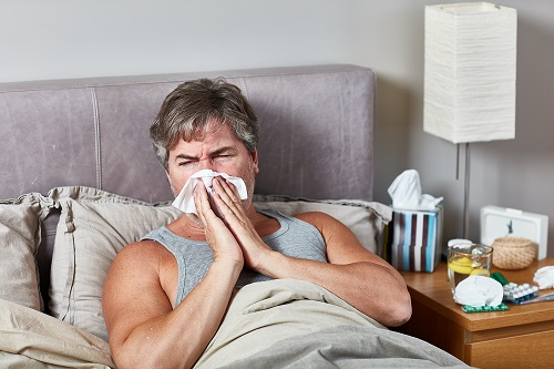 Influenza B Cases Continue to Rise in the United States
