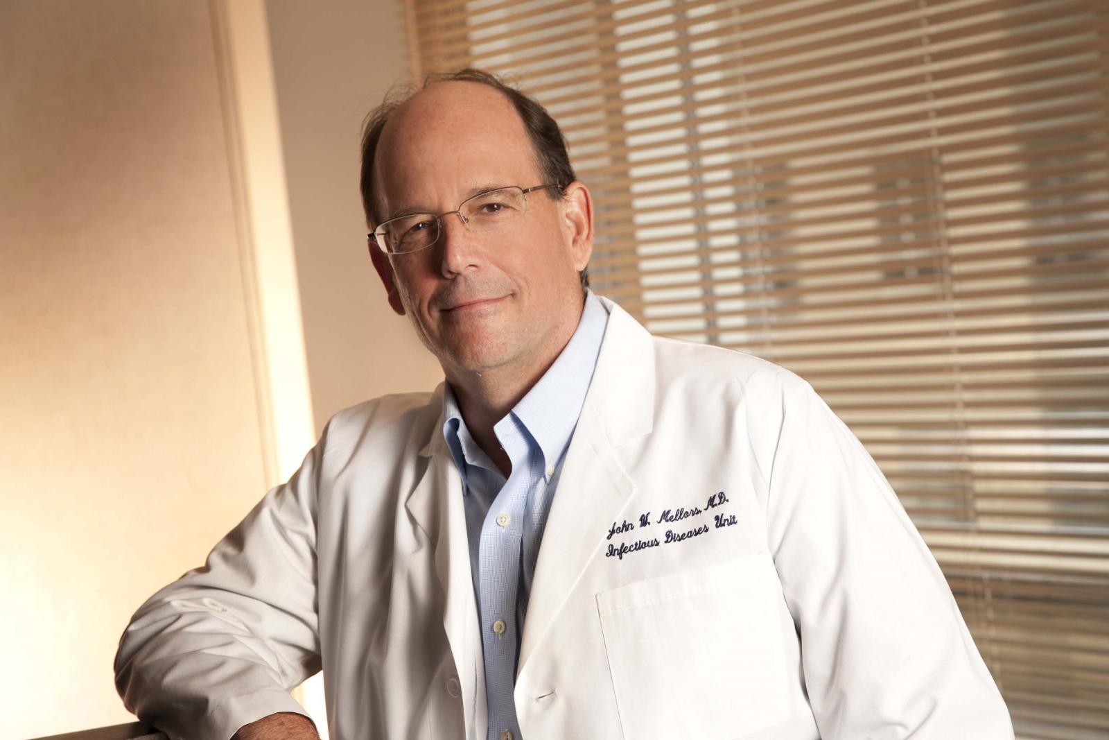 John Mellors, MD