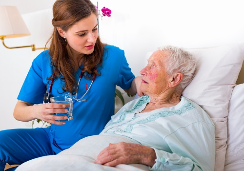 Nursing Homes—Insight into A Network of Microbial Resistance