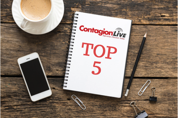 Top 5 <i>Contagion</i>&reg News Articles for the Week of November 12, 2017