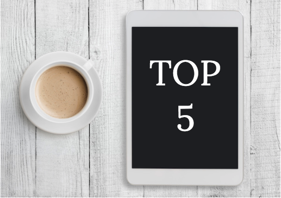 Top 5 <i>Contagion</i>&reg; News Articles for the Week of October 15, 2017