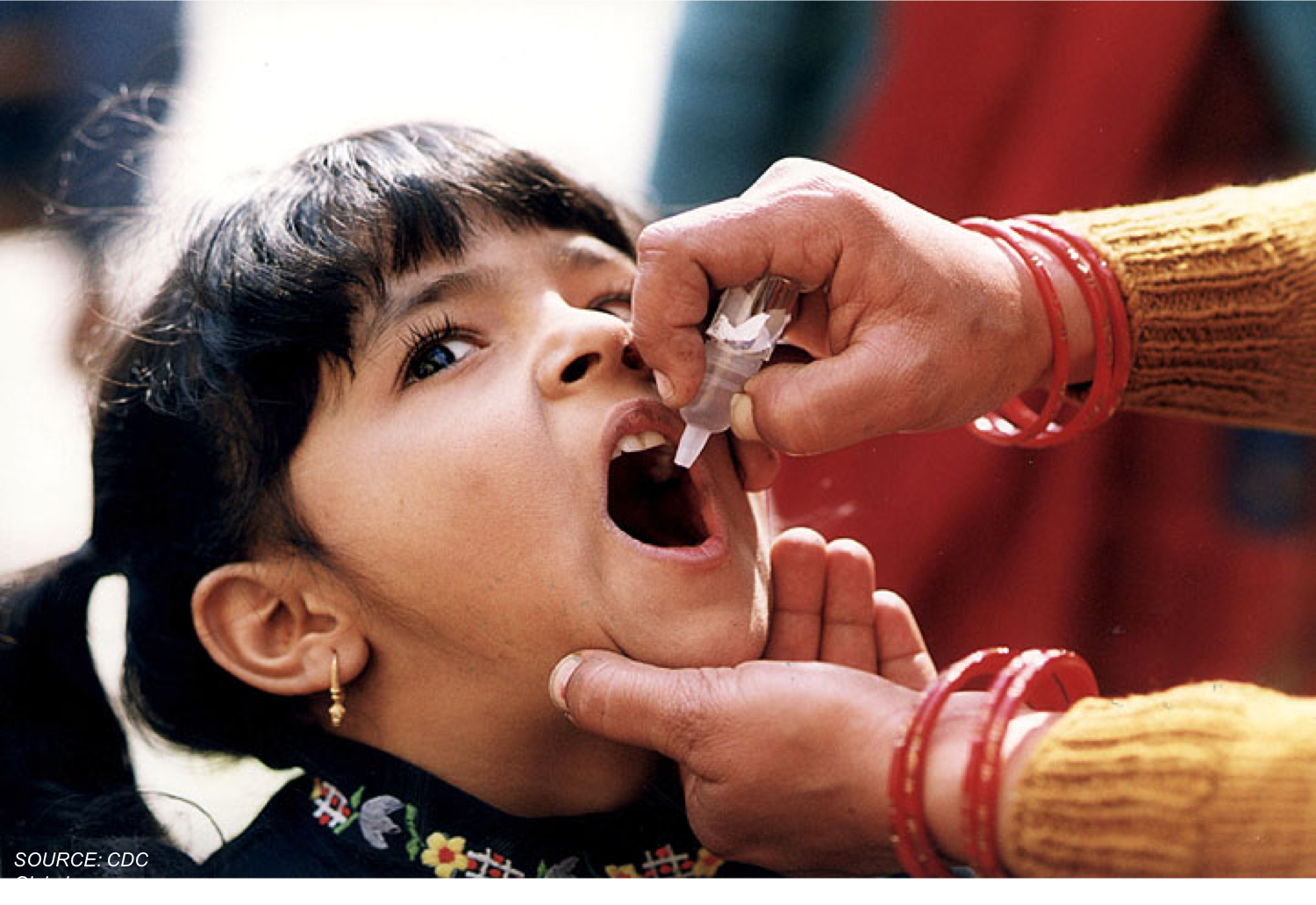New Oral Polio Vaccine Candidate Could Signal Strategy to Fight COVID-19