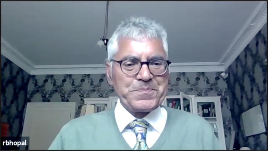 Raj Bhopal: Herd or Human Immunity?