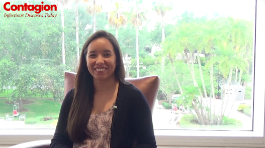 Renee Ackley, PharmD, BCPS: Comparing Agents for Treating CRE