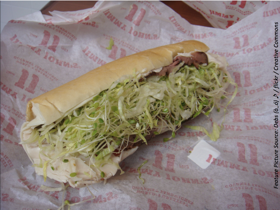 FDA Sends Warning Letter to Jimmy John's Over Multiple Food-Borne Outbreaks