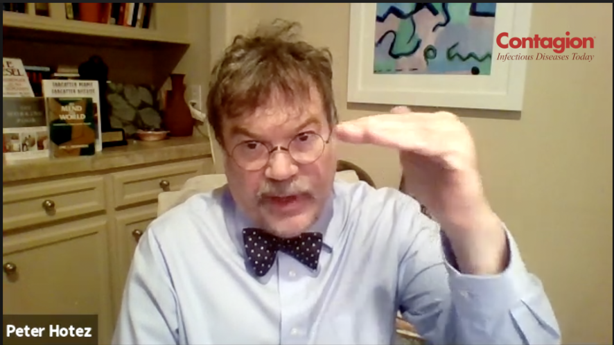 Dr. Peter Hotez Argues for Federal Coordination of COVID-19 Response
