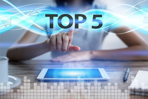 Top 5 <i>Contagion</i>&reg News Articles for the Week of April 9, 2017