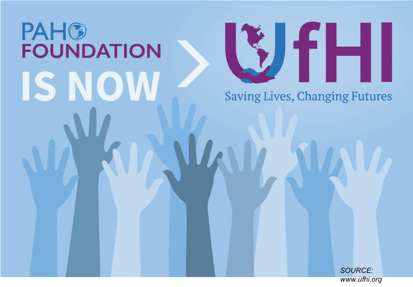 PAHO Foundation Transitions into Uniting for Health Innovation (UfHI)