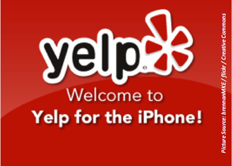 Yelp Helps Identify Food-borne Infectious Disease Outbreaks